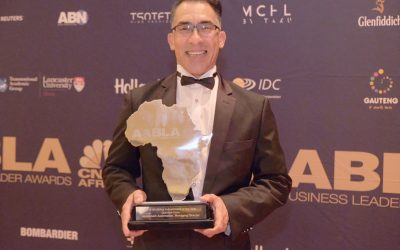 Jendamark MD named Africa's Industrialist of the Year